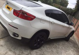 BMW X6 Window Tints