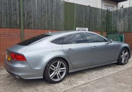 Audi A7 Car Tints