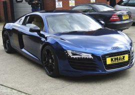 Audi R8 customised by Khaz Customs