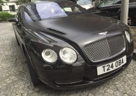 2 Tone Bentley GT Customised by Khaz Customs